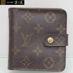 ルイヴィトンのコンパクトジップ財布
