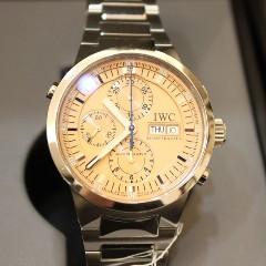 IWCの腕時計GSTクロノ ラトラパント