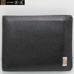 ダンヒルの折財布