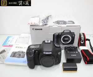 キャノンCanonの一眼レフカメラ/EOS 7D保証書付