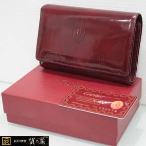 カルティエCartierのハッピーバースデイ財布