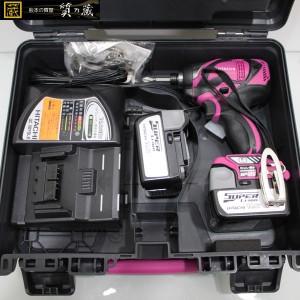 日立HitachiKokiのインパクトドライバWH14DBAL2