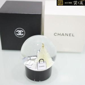 シャネルCHANELのノベルティー スノードーム非売品