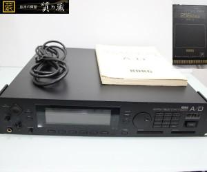コルグKORG/A/D WAVESTATION音源ラック/メモリーカード付