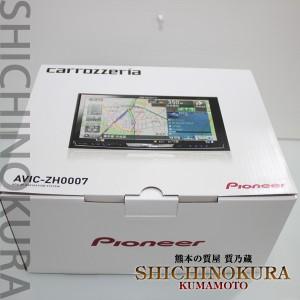パオニアPioneerのカロッツェリア サイバーナビAVIC-ZH0007