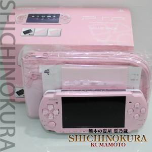 ソニー PSPの本体 PSPJ-30014 ピンク バリューパック