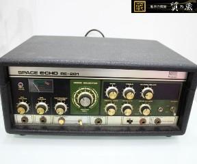 ローランドSPACE ECHOのRE-201テープエコーマシン
