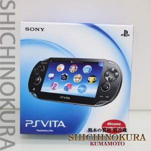 ソニー SONYの本体PS Vita3G Wi-Fi PCH-1100新品