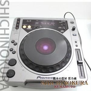 パイオニアPioneerのCDJ-800 CDJプレーヤー