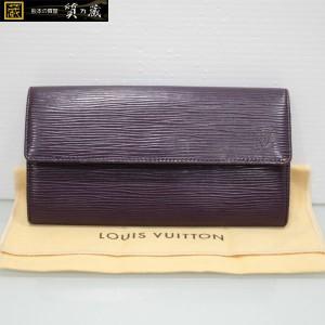 ルイヴィトンのカシス 長財布