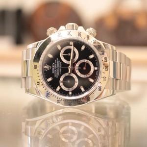 ロレックスの時計 ディトナ116520 G番