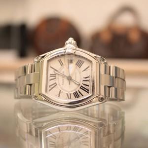 カルティエの時計ロードスター
