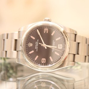 ロレックスの時計オイスター パーペチュアル116000