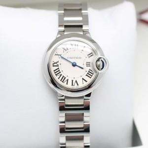 カルティエの時計 バロンブルー