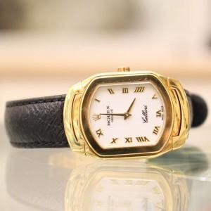 ロレックスの時計チェリーニ