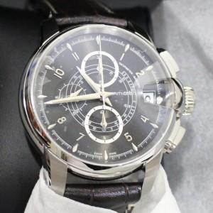 ハミルトンの時計 レイルロードクロノ H40616535