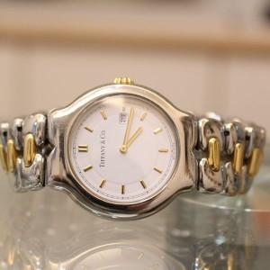 ティファニーの時計 M 0112 ティソロ