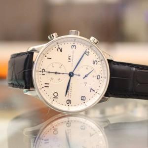 IWCの時計 ポルトギーゼ