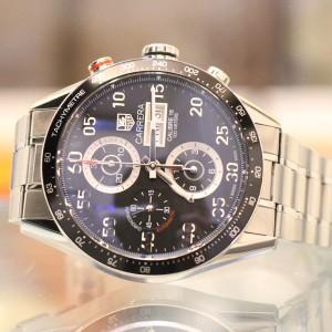 タグ・ホイヤー の時計 カレラ CV2A10