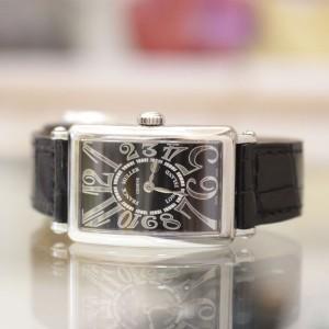 フランクミュラーの時計 ロングアイランド 902QZ REL